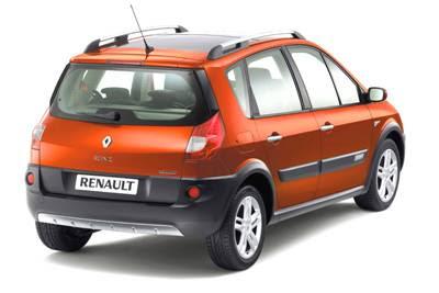 2007 Renault Scenic Adventure