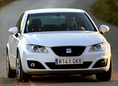 Seat Exeo Bluemotion Hybrid