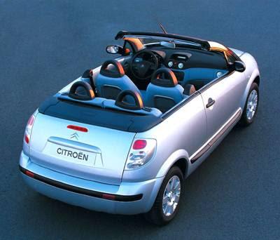 2006 Citroen C3 Pluriel. Citroen C3 Pluriel