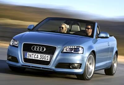 2008 Audi A3 Cabrio