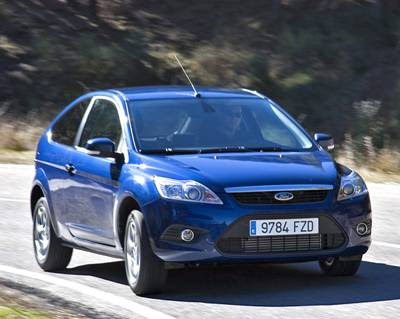 The range of the 2008 Ford Focus | Luxury Sports Car Photos