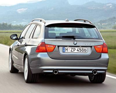 Super Auto Car: BMW Series Touring New