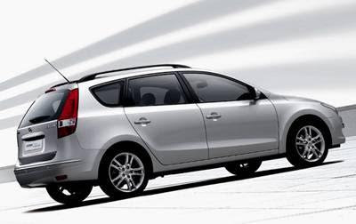 2008 Hyundai i30 Crossover Wagon