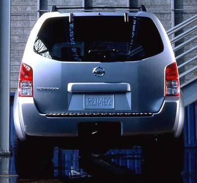 Nissan Pathfinder 2005. 2005 Nissan Pathfinder