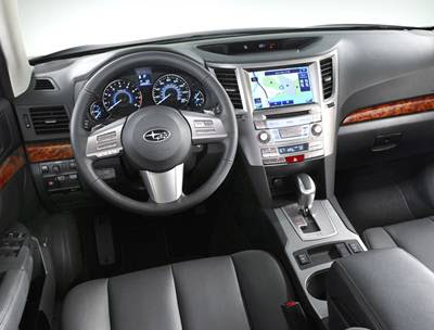2010+Subaru+Outback+interior 2011 Subaru Outback Subaru Outback