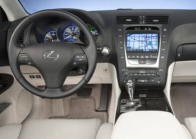 2009 Lexus GS 350