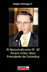 El narcotraficante No. 82 Alvaro Uribe Vlez