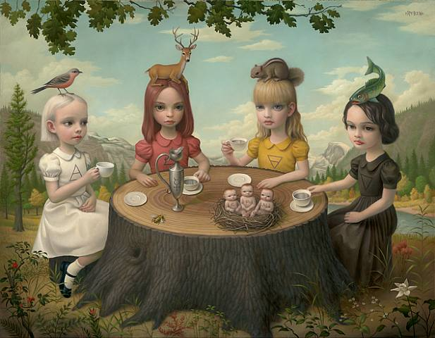 mark ryden tattoos