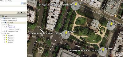 gemap pour google earth