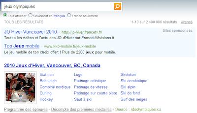 Jeux de Vancouver 2010