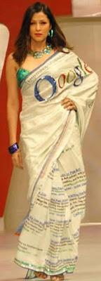 un sari google