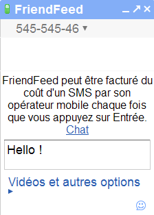 Envoyer des sms en utilisant Gmail
