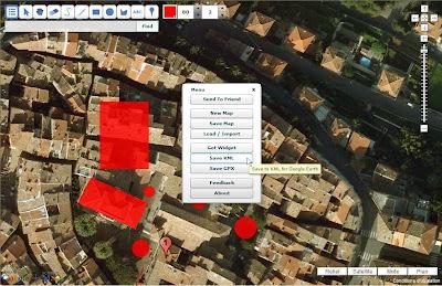 Créer une carte Google Maps avec Scribble Maps