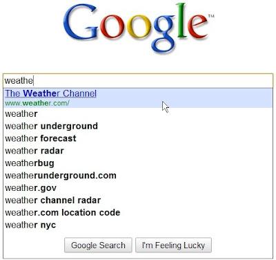 Google Suggest affiche des suggestions sur les marques et les domaines