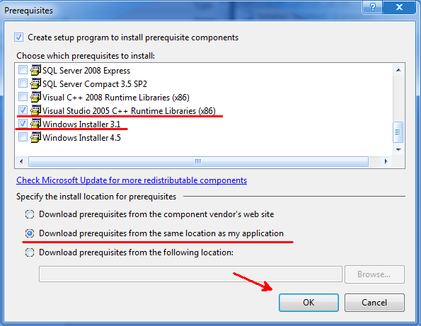 how to add crystal report reference in visual studio 2010