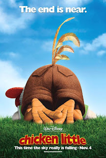 Chicken Little (2005) - Walt Disney