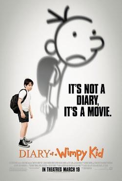 Nhật Ký Cậu Bé Nhút Nhát - Diary Of A Wimpy Kid (2010) Poster