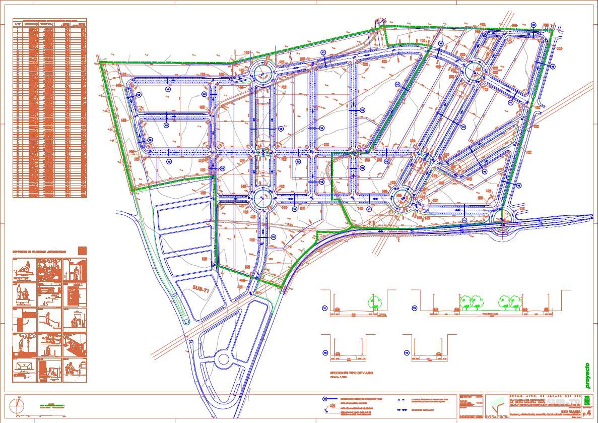 Dibujo tecnico tipos de dibujo tecnico for Plano de planta dibujo tecnico
