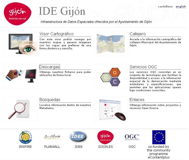 página web alemán tetona cerca de Gijón