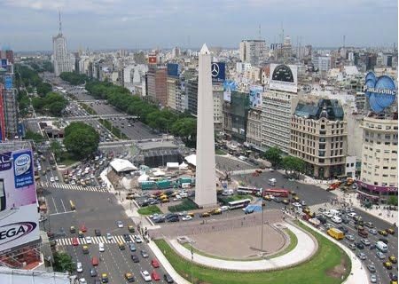 BUENOS AIRES...LA CIUDAD DE LA FURIA