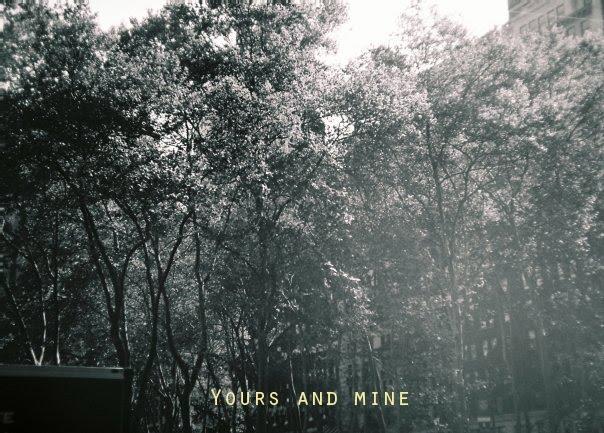 You, me, them. F O R E V E R