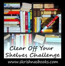 Clear Your Shelves Challenge