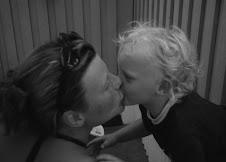Mor och son...