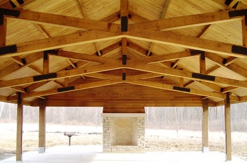Post and beam construction by vermont timber works inc for Post beam construction
