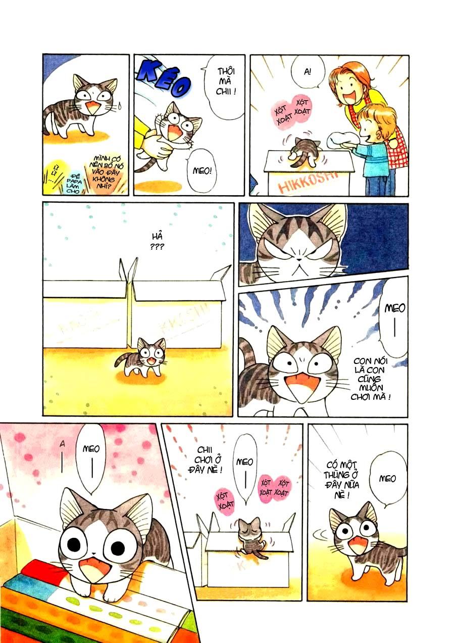 Chiis Sweet Home chap 57 - Trang 8
