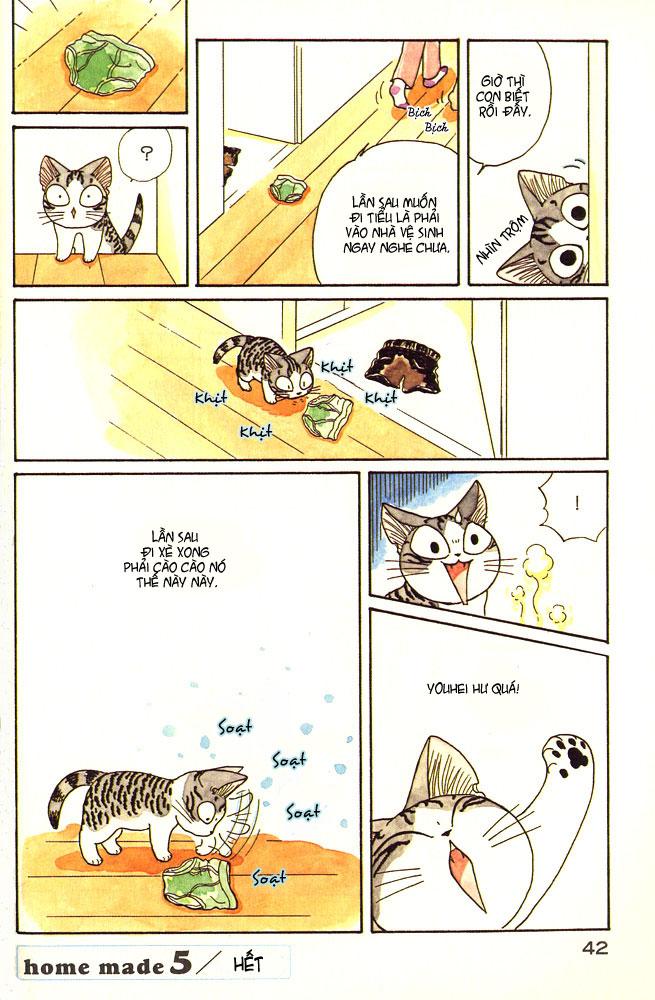Chiis Sweet Home chap 5 - Trang 8