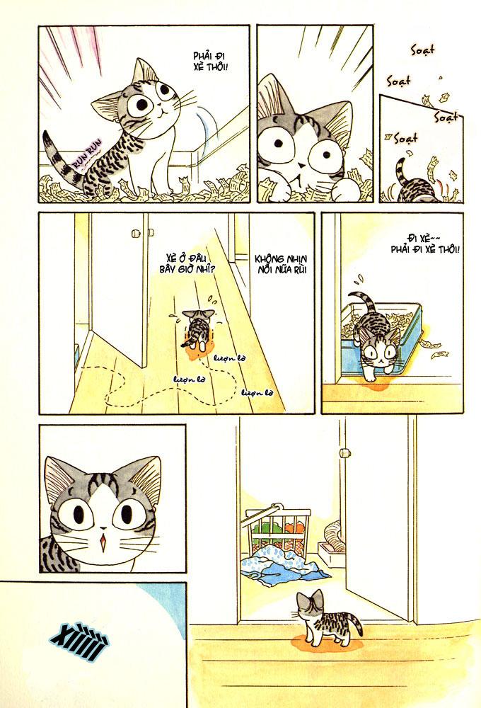 Chiis Sweet Home chap 5 - Trang 5
