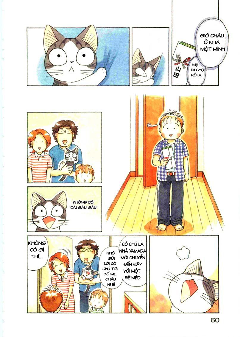 Chiis Sweet Home chap 64 - Trang 3