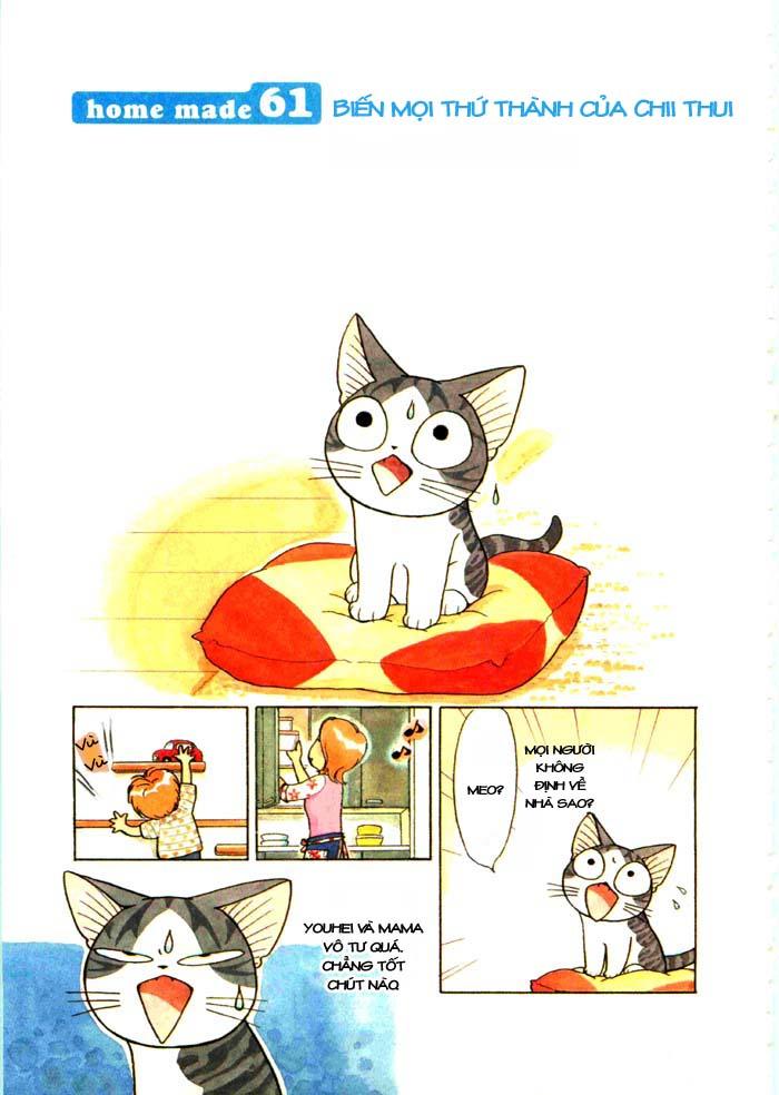 Chiis Sweet Home chap 61 - Trang 2