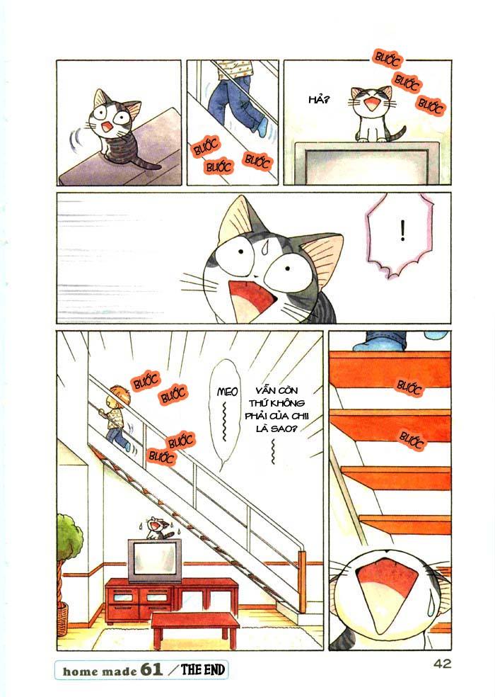 Chiis Sweet Home chap 61 - Trang 9