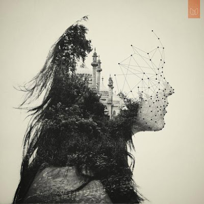 Interesting Multiple Exposure  Photography By Dan Mountford Seen On www.coolpicturegallery.us