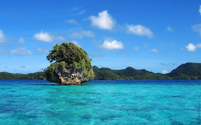 Beautiful Quaint Island Of Palau Seen On www.coolpicturegallery.us