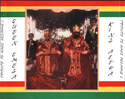 Congo Natty Tribute To Haile Selassie I