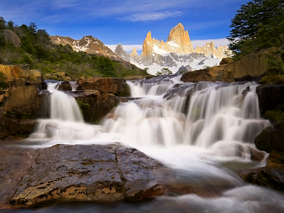 waterfalls wallpapers. Waterfall wallpaper,
