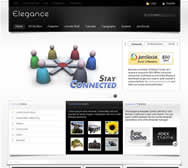 Elegance - Joomla Club Template