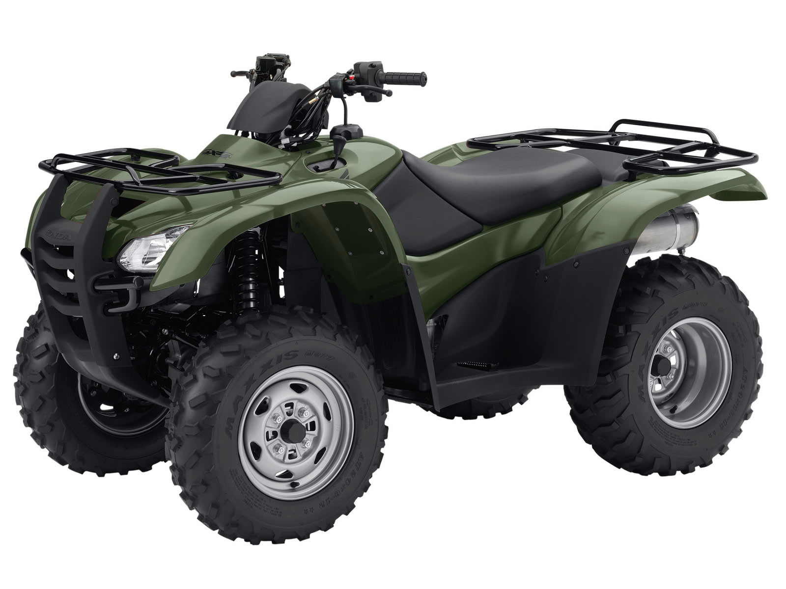 2008 honda fourtrax rancher 4x4 atv pictures specs. Black Bedroom Furniture Sets. Home Design Ideas