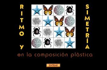 Ritmo y simetría en la obra de arte