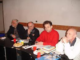 Lansarea cartii in 19 decembrie 2007 la Castelul Corvinilor
