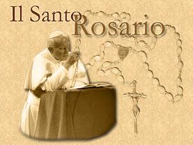 Per Leggere Il Santo Rosario Online Cliccare Sull'immagine