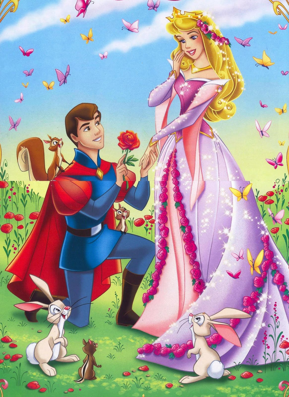 Cartoons|Jasmine|Mario|Super Man|Bugs Bunny |Avatar