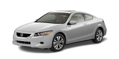 2010 Honda Accord Coupe  EX-L 5-Spd MT w/ Navigation System