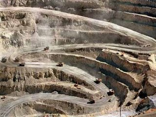 Yacimiento mineral