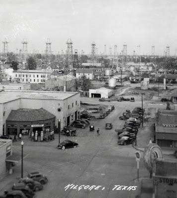 perforacion petrolera a principios de siglo