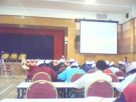 Biro Dakwah Kursus Seminar Persatuan Kebajikan Bina Budi Malaysia Budi Seminar Rawatan Islam Maahad Tahfiz Darul Quran Jakim