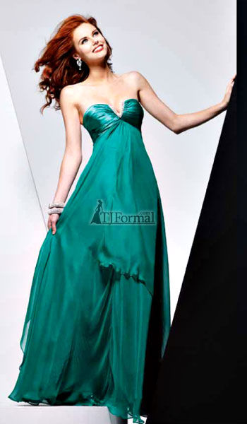 Best color prom dress for redheads