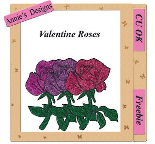Valentine Roses - By: DigitalScrapbookLove AD+designer+preview+copy